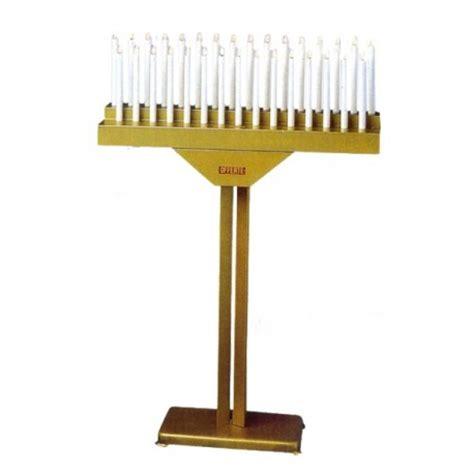 Candelieri Votivi by Candeliere Votivo Elettronico Con Candele O Lumini Automatici