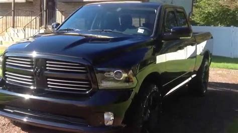 2014 Ram 1500 Blacked Out
