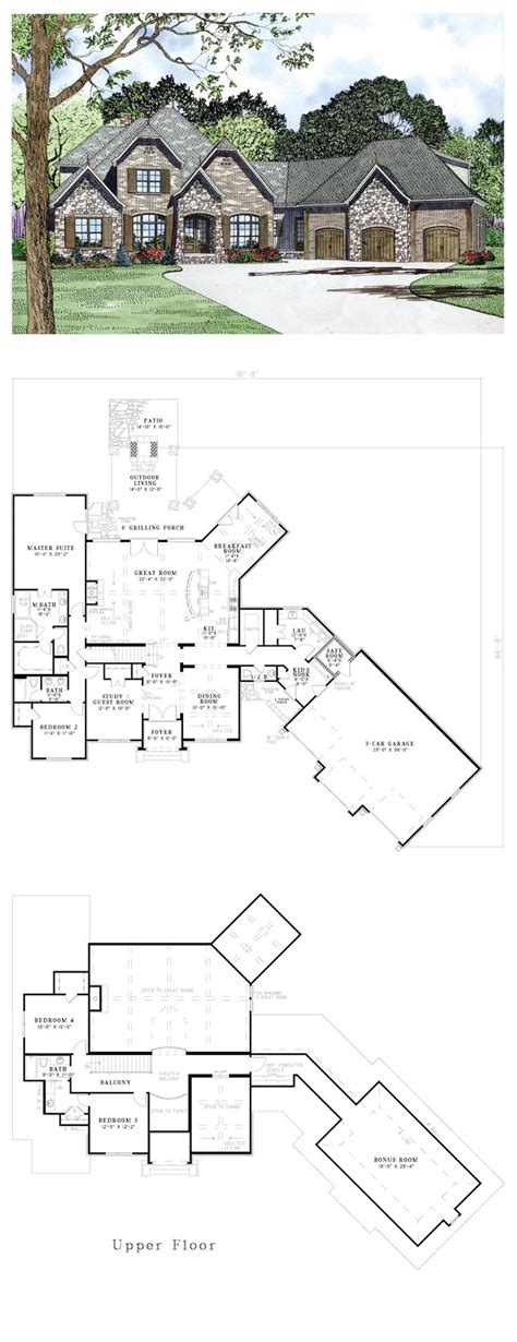 french country floor l baby nursery french country cottage floor plans french