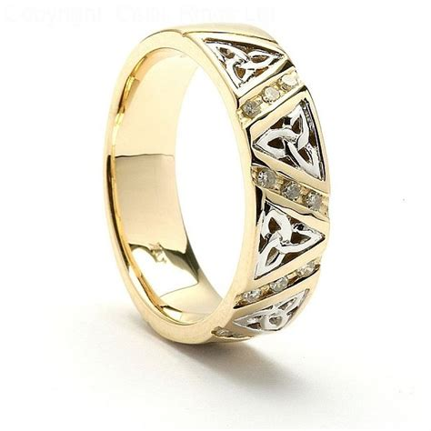 celtic wedding ring meaning 6 celtic wedding rings and the meaning behind them confetti ie