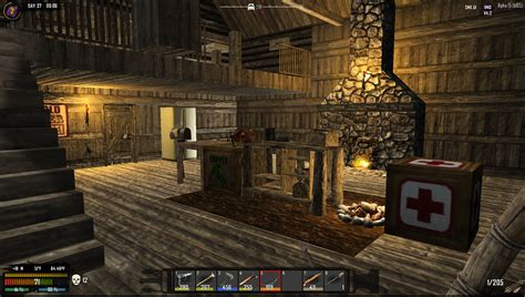 7 Days To Die Home Design : [game] ゾンビサバイバル 7 Days To Die レビュー