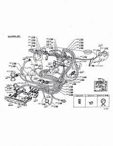 6 Best Images Of 1988 Toyota 22r Vacuum Diagram
