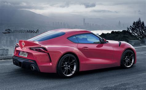 toyota supra new information says 2019 toyota supra will get a manual