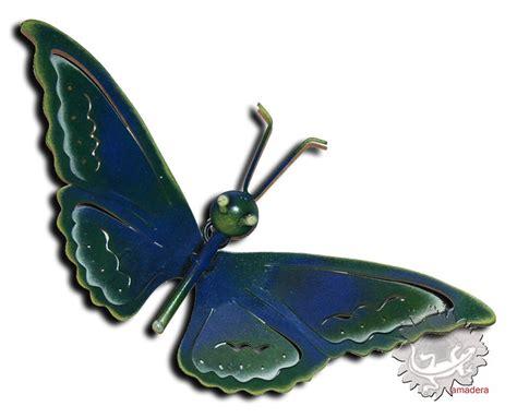 papillon d 233 coratif en m 233 tal artisanat mexicain