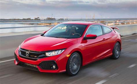 Honda Civic Si 2019 : Honda Civic Si Receives Minor Changes And Price Increase