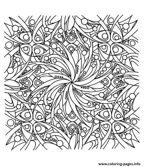 zen anti stress adult zen coloring pages printable