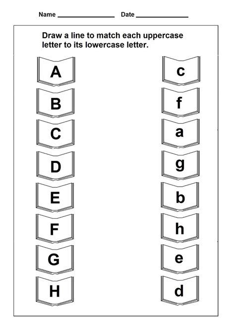 uppercase  lowercase alphabet  printable