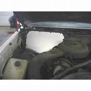 1978 - 1988 Chevy Monte Carlo  Heater Box Delete Panel