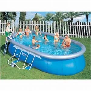 Pool Thomas Philipps : fast set pool oval 549x366x122cm von thomas philipps ansehen ~ Kayakingforconservation.com Haus und Dekorationen
