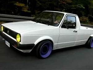 Vw Caddy Pick Up : vw caddy pickup youtube ~ Medecine-chirurgie-esthetiques.com Avis de Voitures