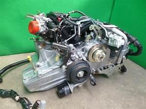 Used Engine Daihatsu Hijet Ebd-s321v