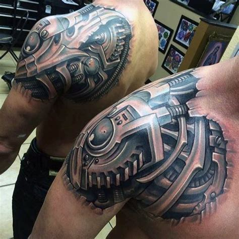 mechanical arm tattoos  meanings tattoos win
