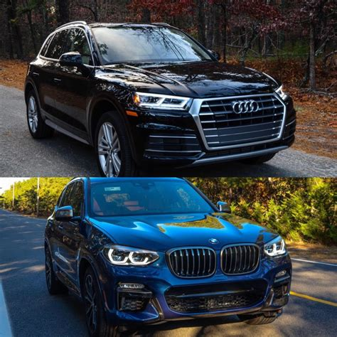 photo comparison  bmw    audi