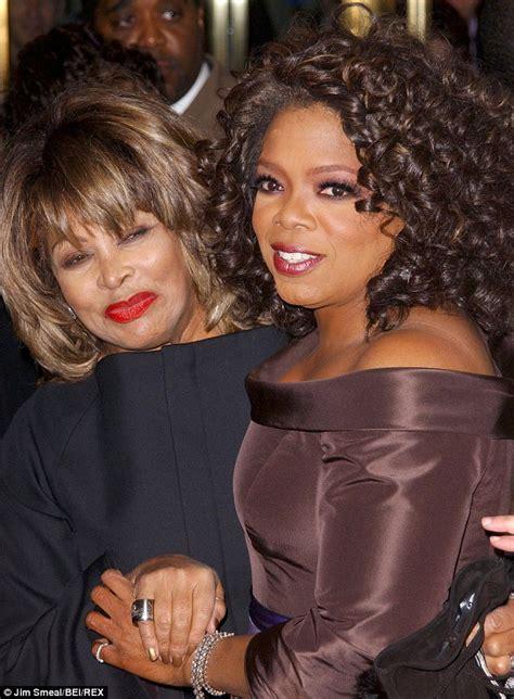 oprah winfrey denies tina turner suffered stroke