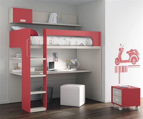 lit et bureau lit mezzanine avec bureau et armoire conforama armoire