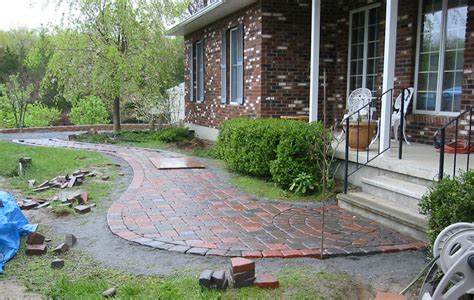 patio paving can be used for driveways walkways and