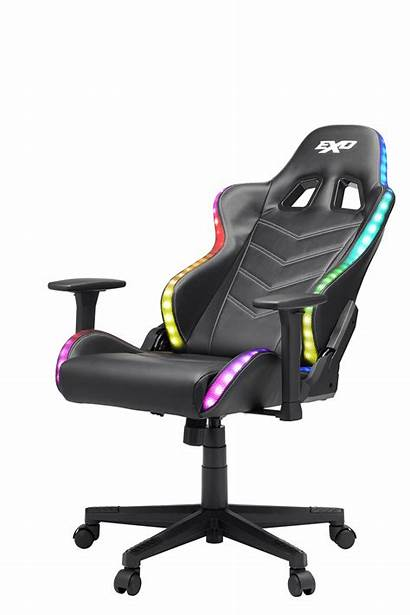 Rgb Gaming Chair Exo Major Led Effects