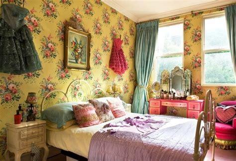 la chambre vintage idees deco tres creatives