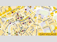 Gay City Map Vienna [Offliner gayinviennacom]