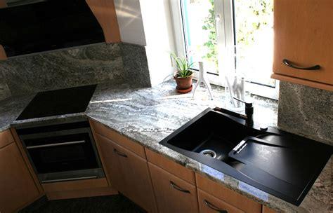 Küchenarbeitsplatte Aus Granit by K 252 Chenarbeitsplatten Aus Naturstein Wie Granit Marmor