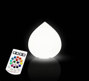 Lampe De Table Rechargeable : lampe de table led goutte h25 cm sans fil rechargeable 49 salon d 39 ~ Teatrodelosmanantiales.com Idées de Décoration