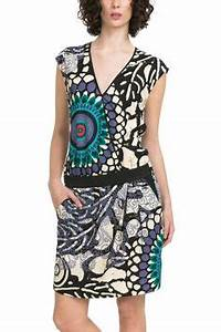 1000 images about desigual dress s s 2015 on pinterest With robe desigual verte