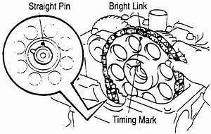 Service Manual  2004 Toyota Land Cruiser Cam Timing Chain