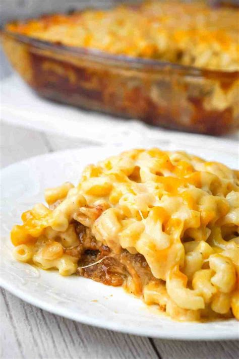 These macaroni and cheese recipes are some of our favorites for family dinners. Mac and Cheese Meatloaf Casserole - This is Not Diet Food