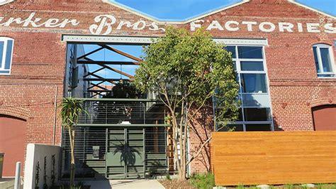 bedroom  arts districts swanky barker block lofts