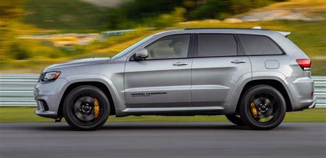 2020 Jeep Trackhawk by 2020 Jeep Grand Trackhawk Interior Redesign