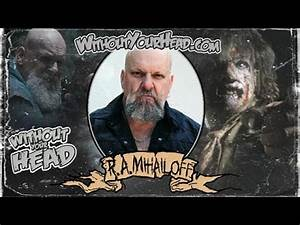 R.A. Mihailoff of Hatchet 2 and Leatherface Texas Chainsaw ...