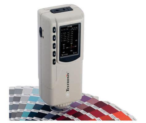 colour measurement instruments tp110 precision color