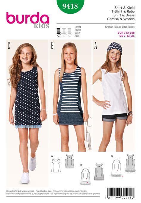 Burda 9418 Burda Style Children