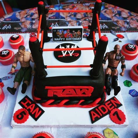 wwe raw cake cakecentral com