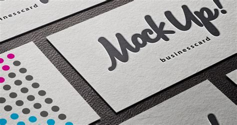 psd business card mockup vol psd mock  templates