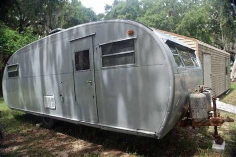 vintage  spartanette  trailer camper