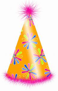 Party Hat With Transparent Background - Cliparts.co