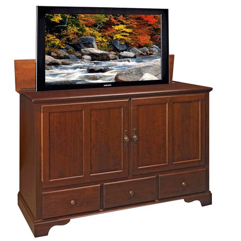 tv lift cabinet design more affordable homemade for tv lift cabinet randy