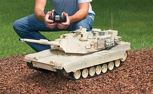 Remote Control M1A2 Abrams Tank - The Green Head
