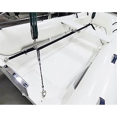Zodiac Boat Davits by C Level Adjustable Heavy Duty Dinghy Lift For Davits