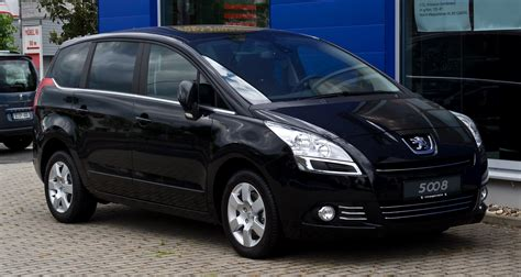 Peugeot Family by File Peugeot 5008 Hdi Fap 150 Family Frontansicht 9