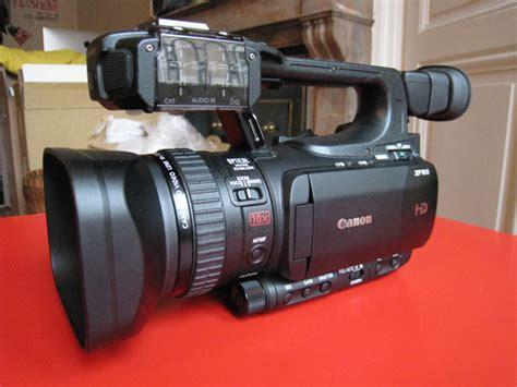 Canon Xf100 by Test Canon Xf100 Tour De La 1 Le Repaire