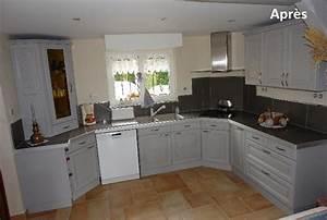 avant apres 4 renovations de cuisine bienchezmoi With plan de travail maison 1 les bases pour renover sa plomberie