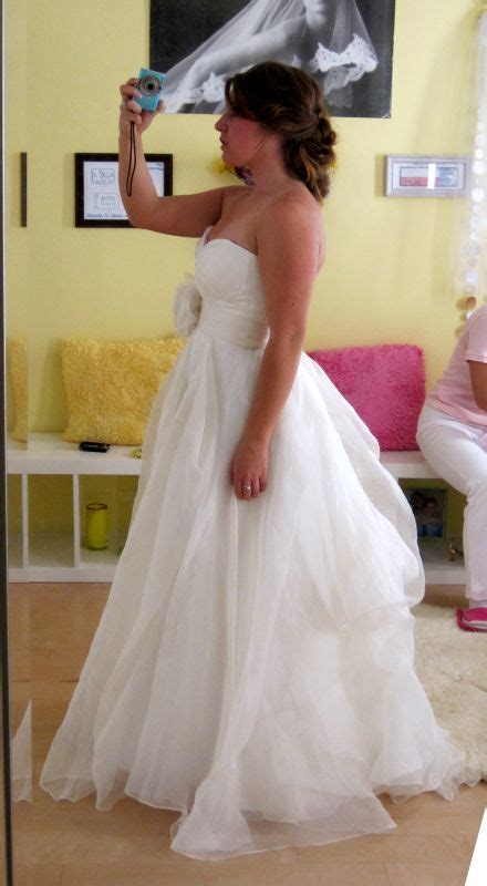 Calling All Brides With Tulle Dresses Bustle