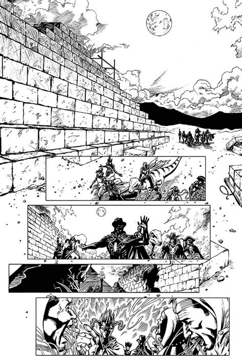 A Look Inside The Final Issue Of Masks II