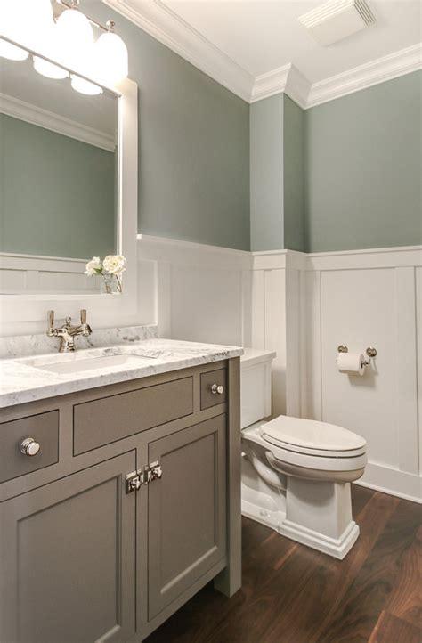 bathroom with wainscoting ideas 10 beautiful half bathroom ideas for your home