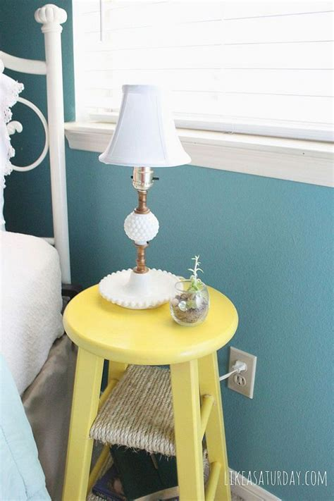 creative diy side tables home design  interior