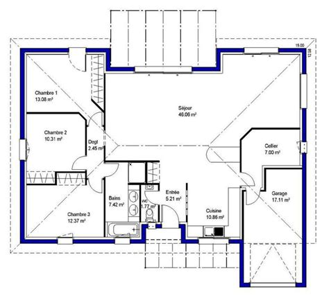 plan maison 6 chambres 17 best images about plans on frances o 39 connor