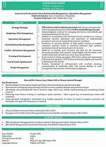 latest resume format impressive resume format freshers experienced cv sample