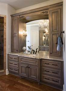 Eudy39s cabinet manufacturing for Bathroom caninets